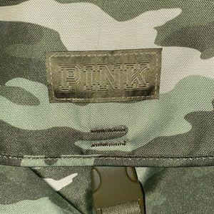 VS PINK Mini Backpack - camouflage print!